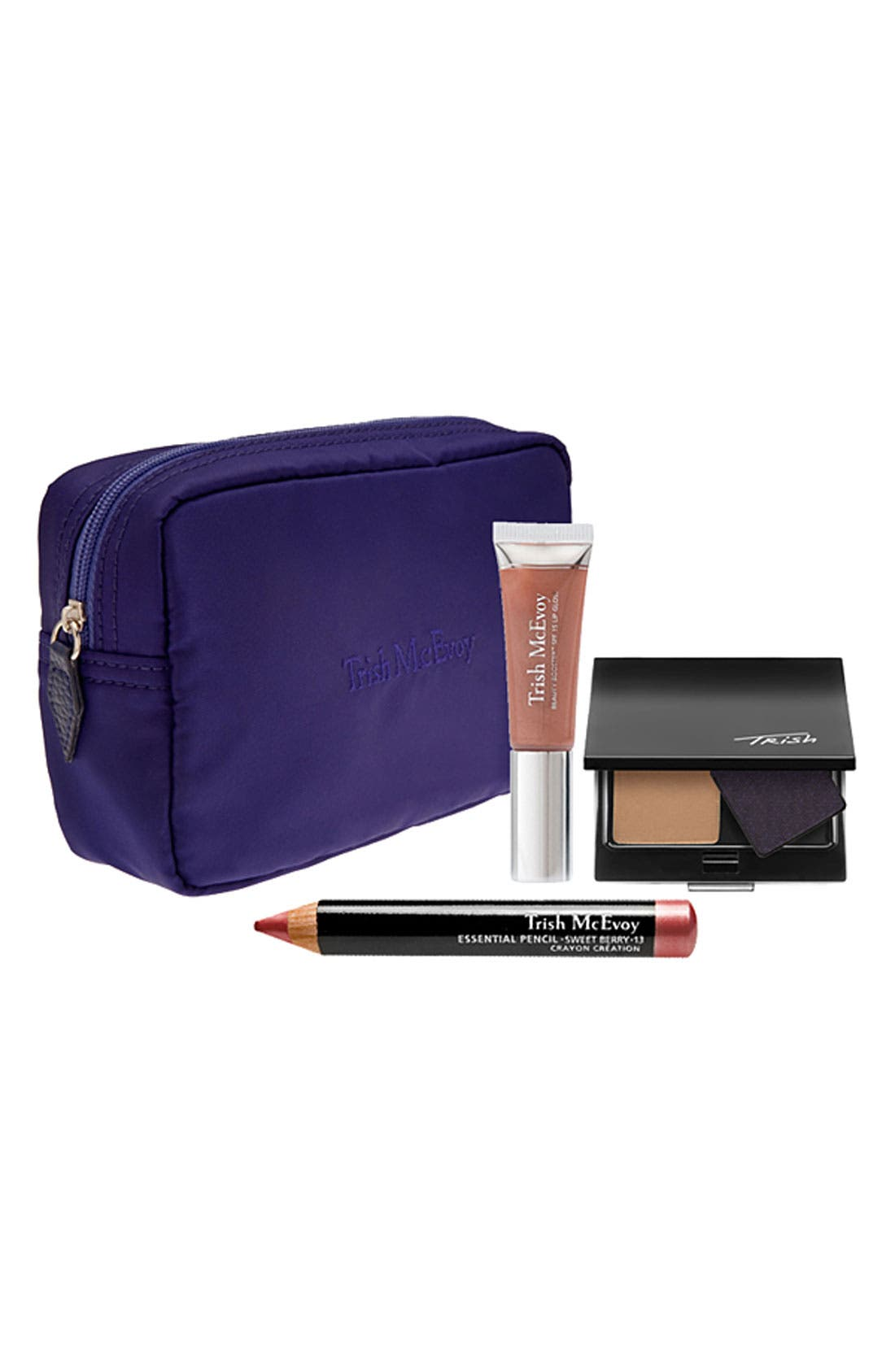 Alternate Image 1 Selected - Trish McEvoy Lips & Eyes Set (Nordstrom Online Exclusive) ($100 Value)