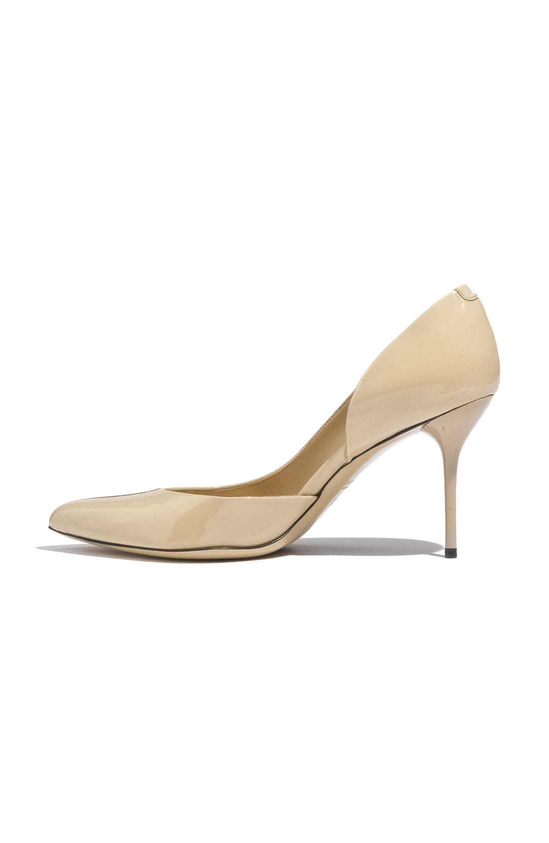 'Noah' d'Orsay Pump,                             Alternate thumbnail 2, color,                             Light Powder