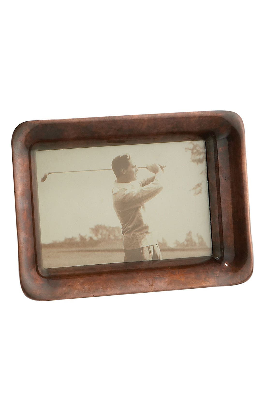 Alternate Image 1 Selected - Nambé 'Heritage Contour' Picture Frame (5x7)