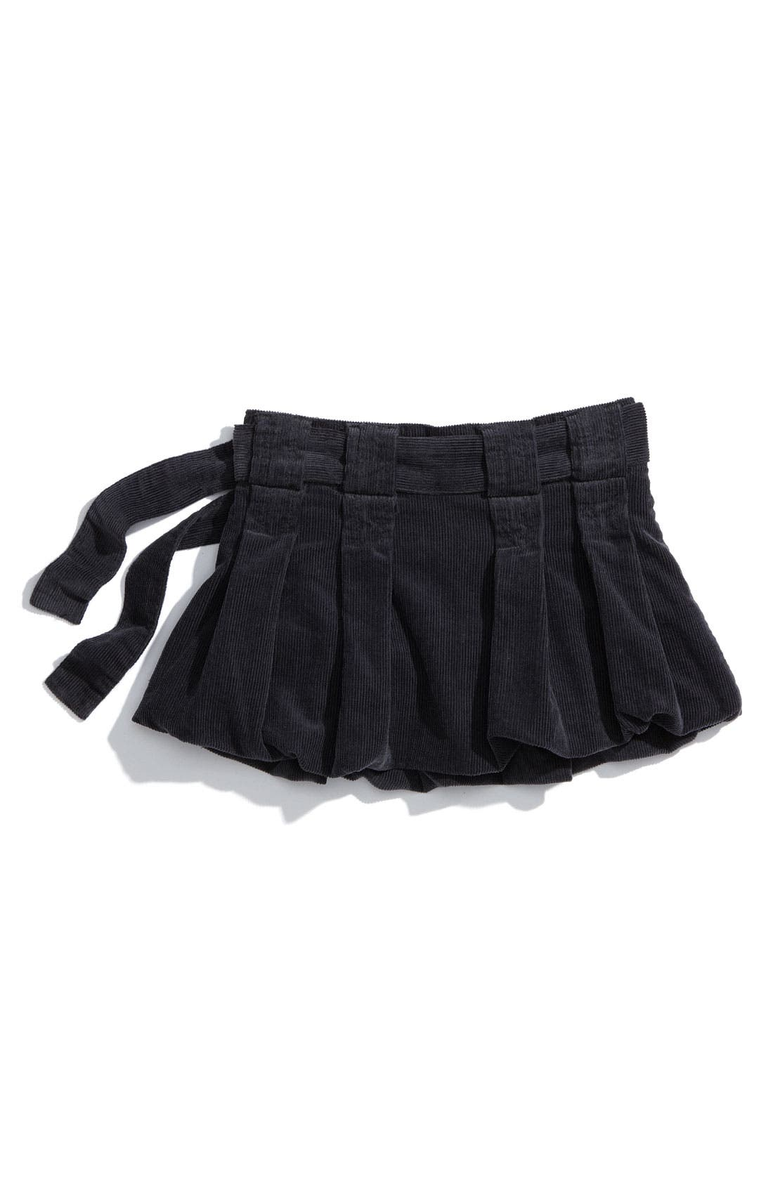 Main Image - United Colors of Benetton Kids Corduroy Skirt (Toddler)