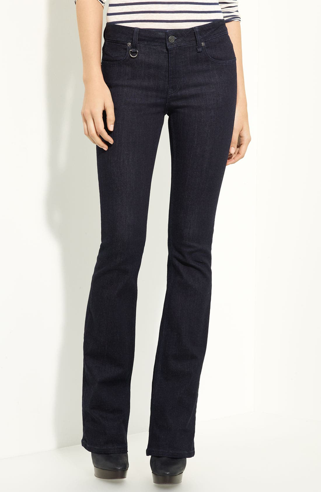 Main Image - Burberry Brit 5-Pocket Jeans