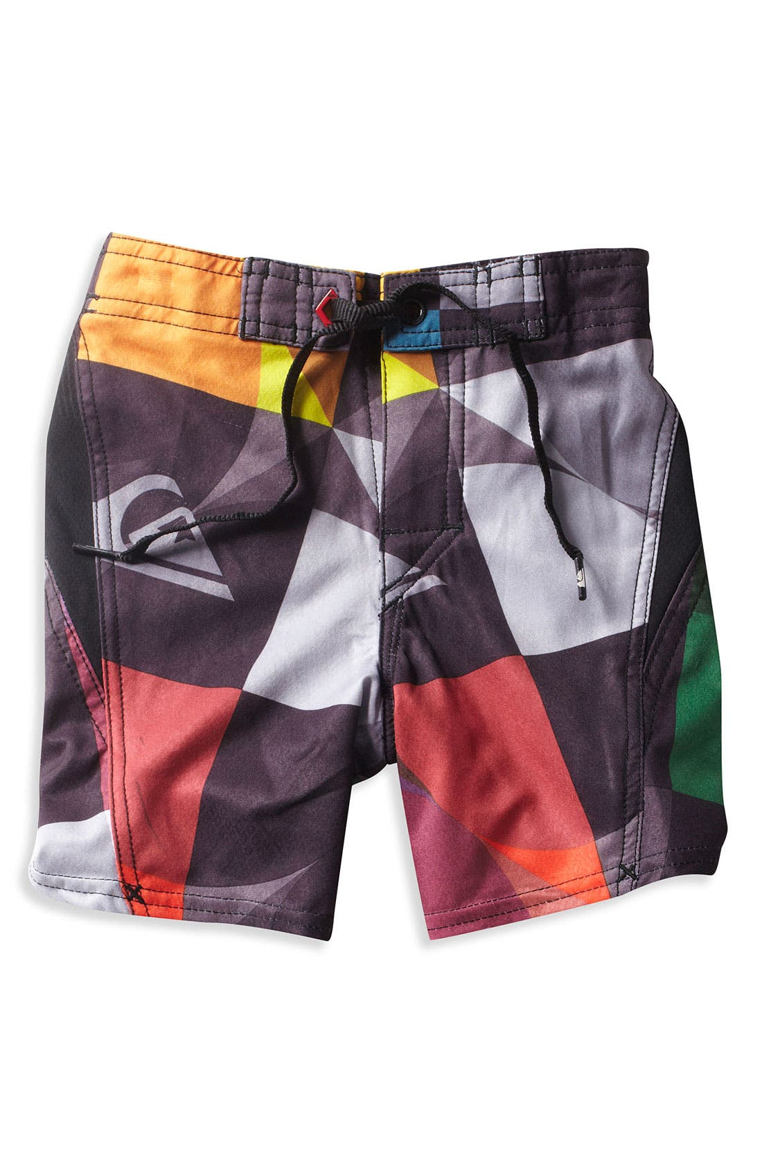 Alternate Image 1 Selected - Quiksilver 'Cypher Buzzed' Board Shorts (Toddler)