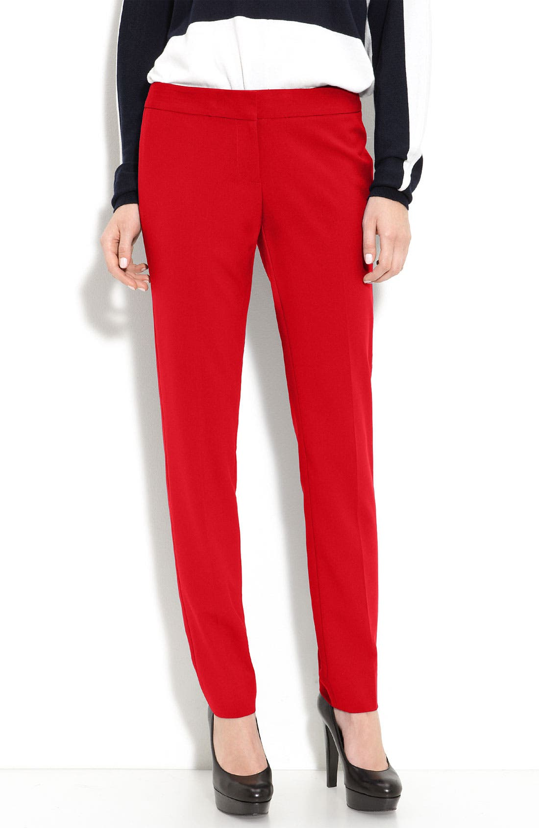 Main Image - Vince Camuto Slim Ankle Pants