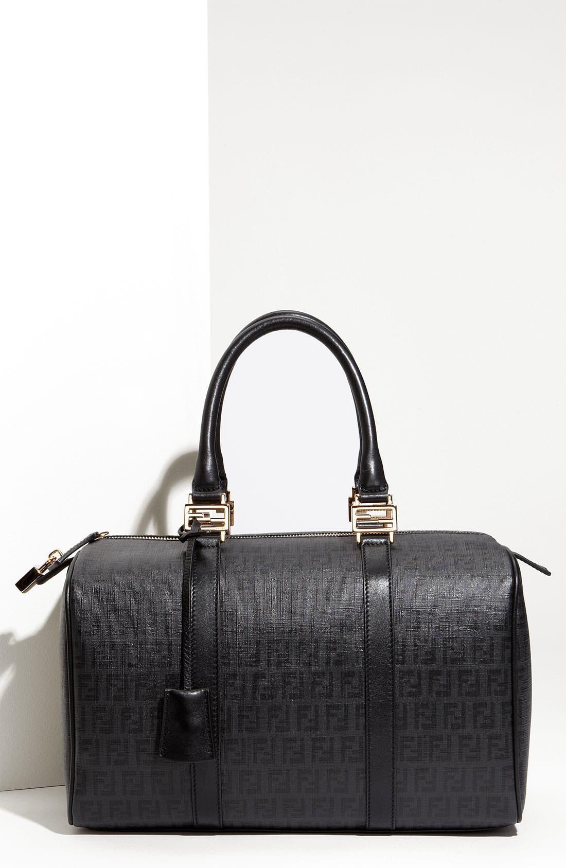 Main Image - Fendi 'Forever' Boston Bag