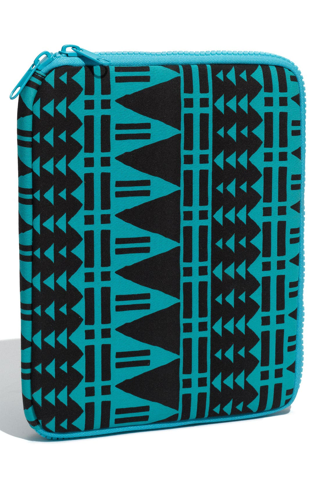 Alternate Image 1 Selected - Lulu Geometric Printed iPad Case
