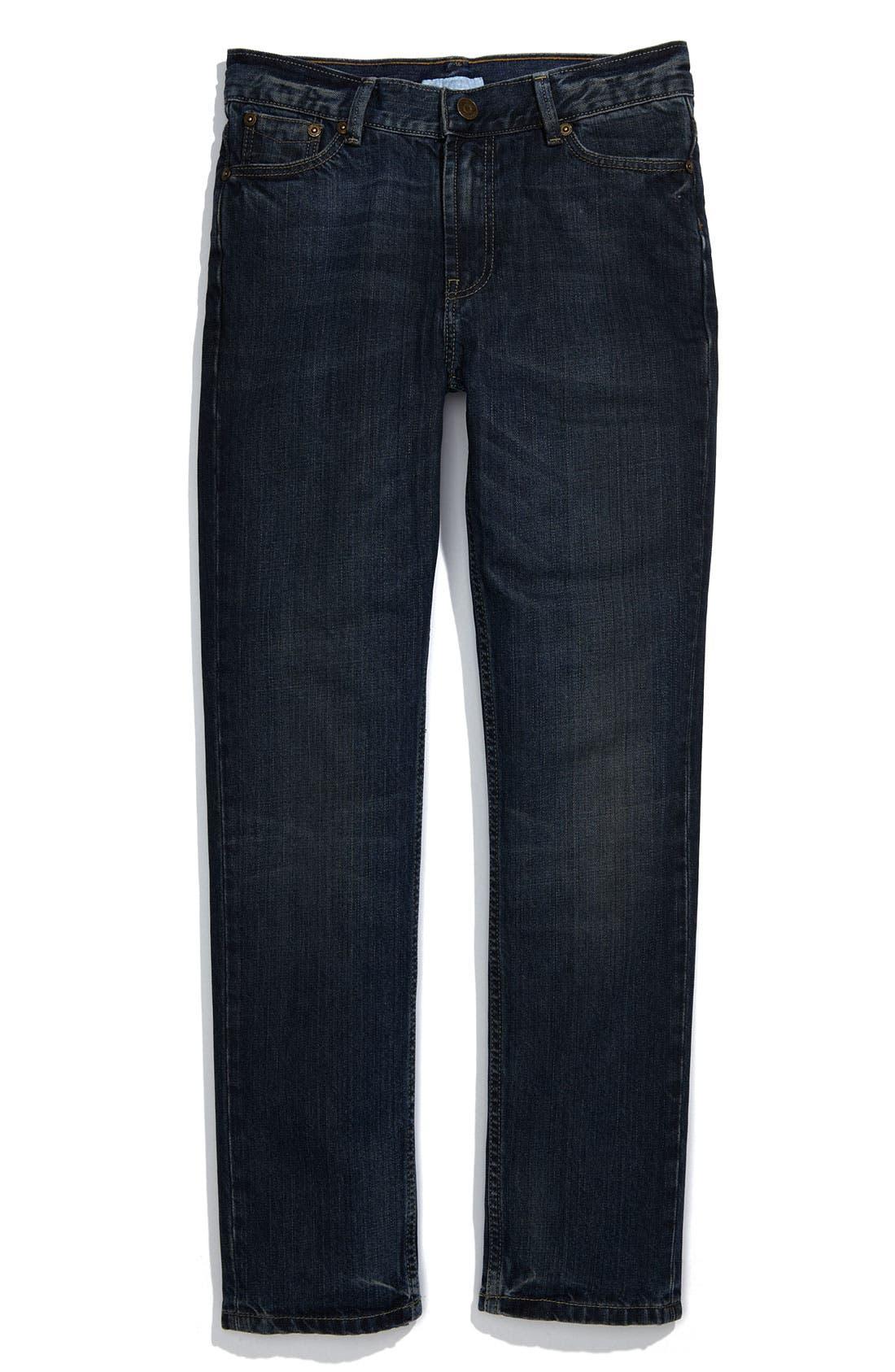 Alternate Image 2  - Burberry Slim Fit Jeans (Big Boys)