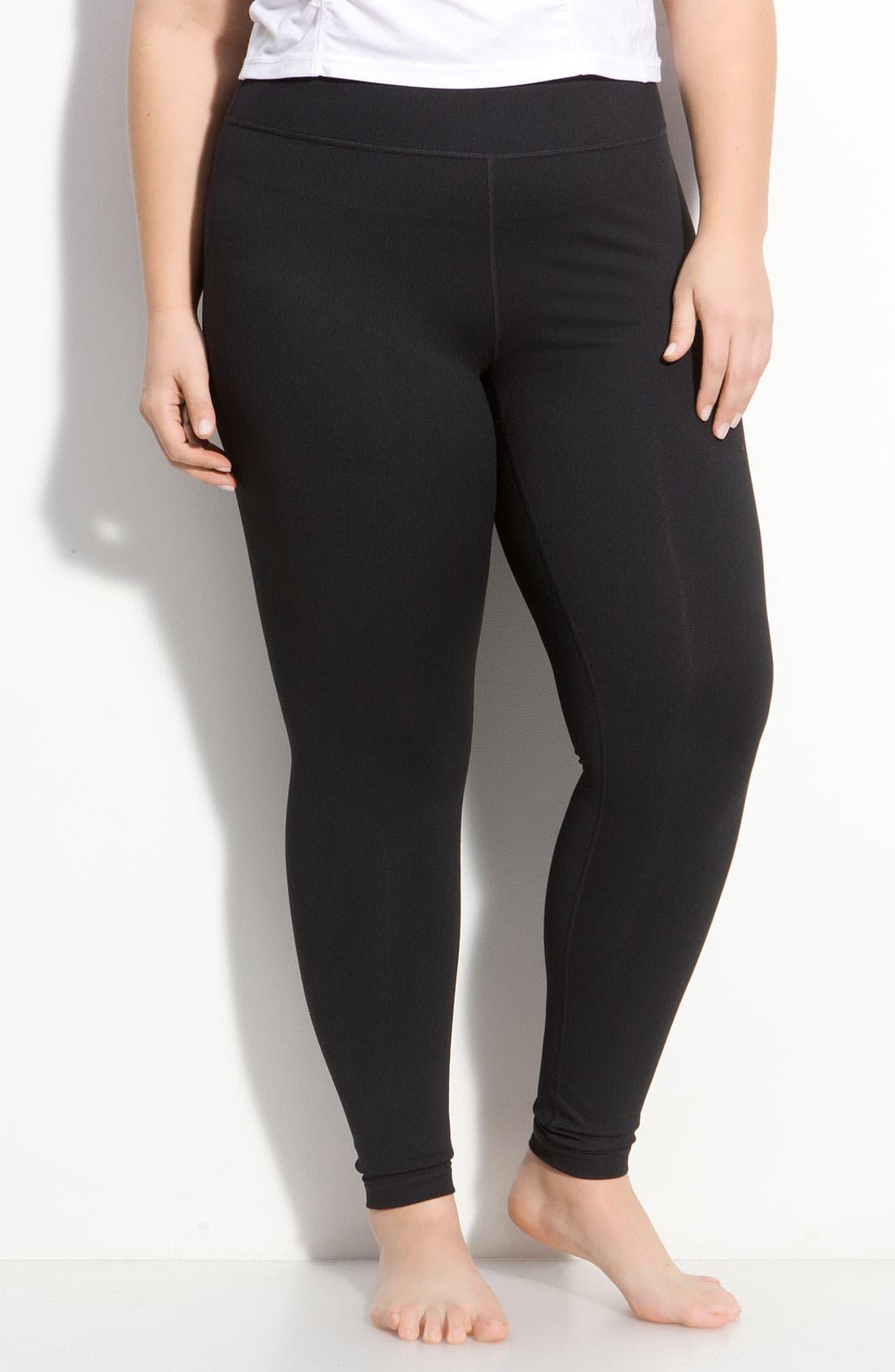 zella live in leggings (plus size) | nordstrom