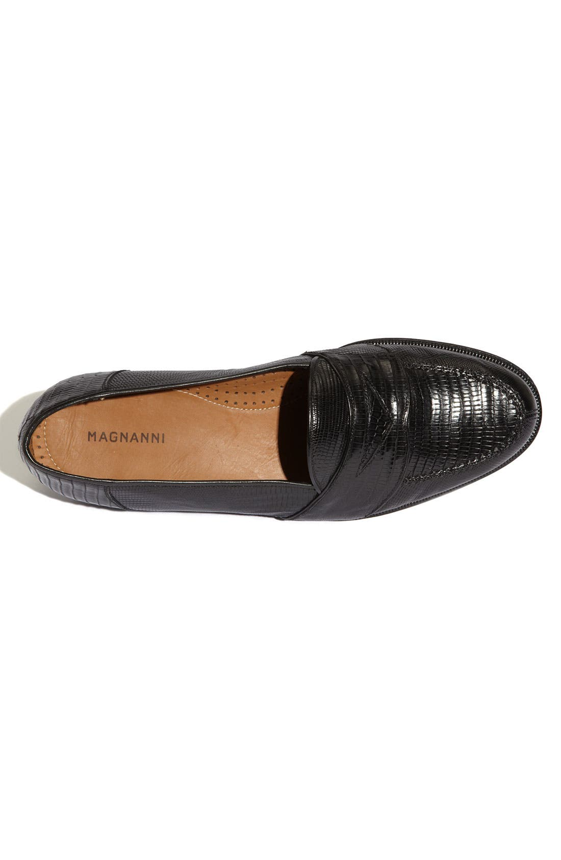Alternate Image 3  - Magnanni 'Raul' Lizard Loafer