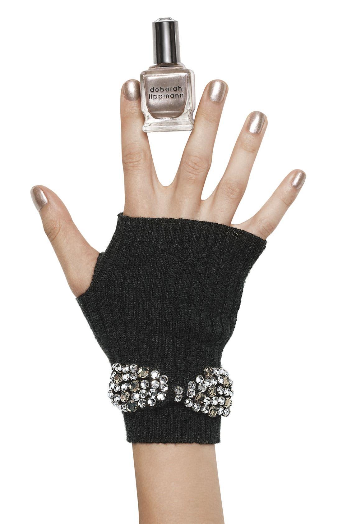 Alternate Image 2  - Juicy Couture Nail Polish & Hand Warmer Set
