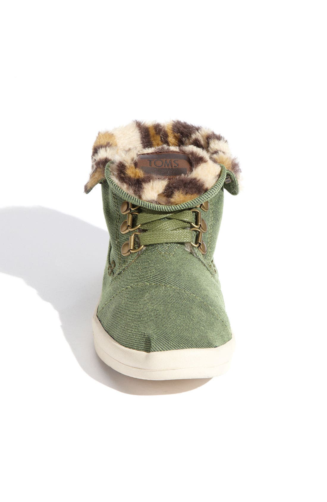 Alternate Image 3  - TOMS 'Botas - Highlands' Fleece Chukka Boot (Women)