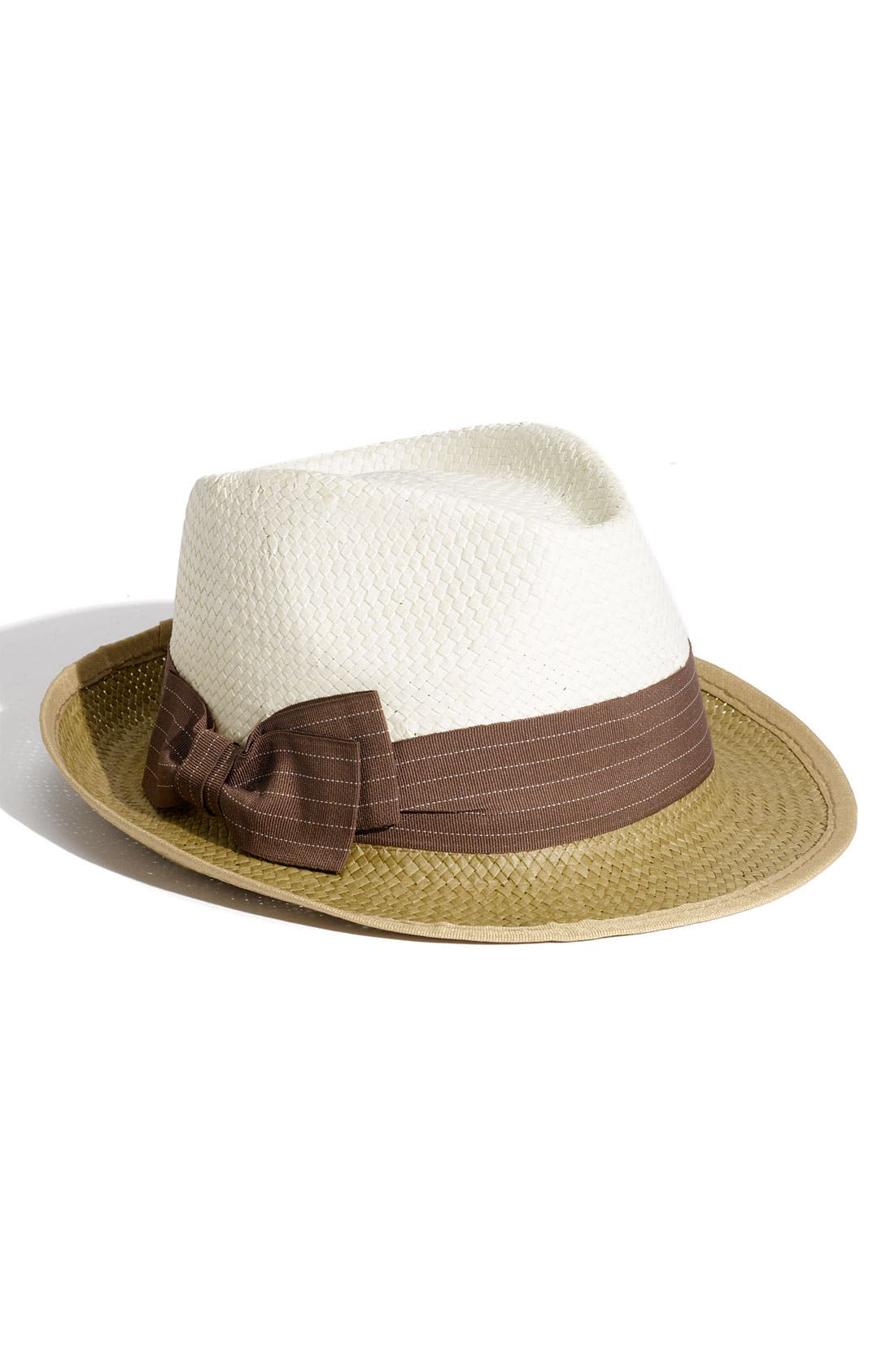 Alternate Image 1 Selected - Halogen® Two Tone Fedora