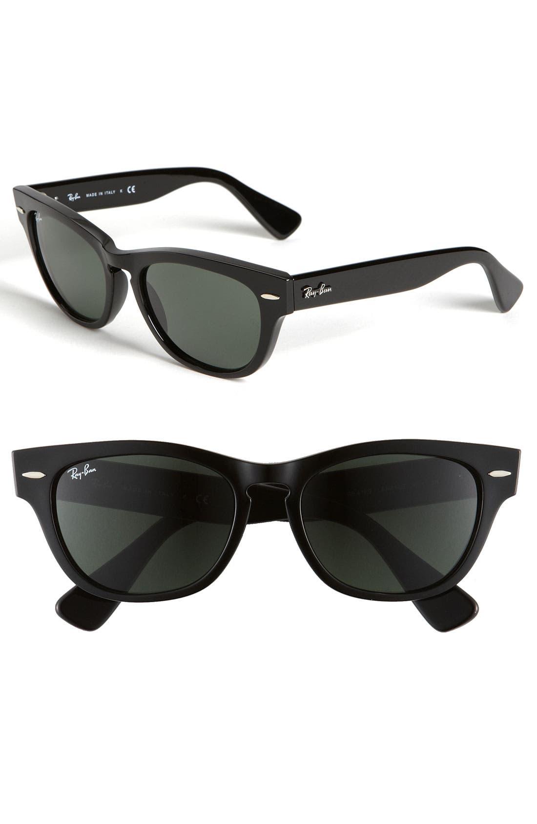 Alternate Image 1 Selected - Ray-Ban 'Legend Collection Wayfarer' Sunglasses