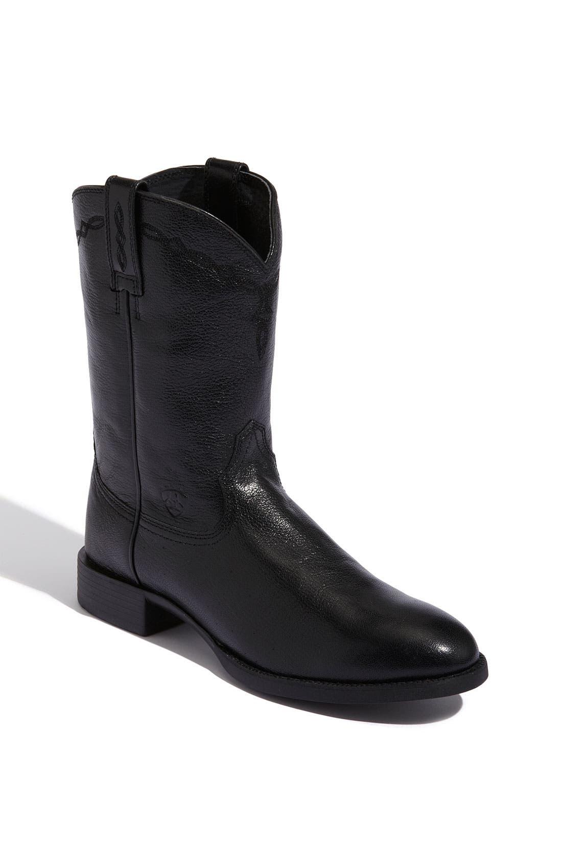 Alternate Image 1 Selected - Ariat 'Heritage Roper' Boot (Online Only) (Men)