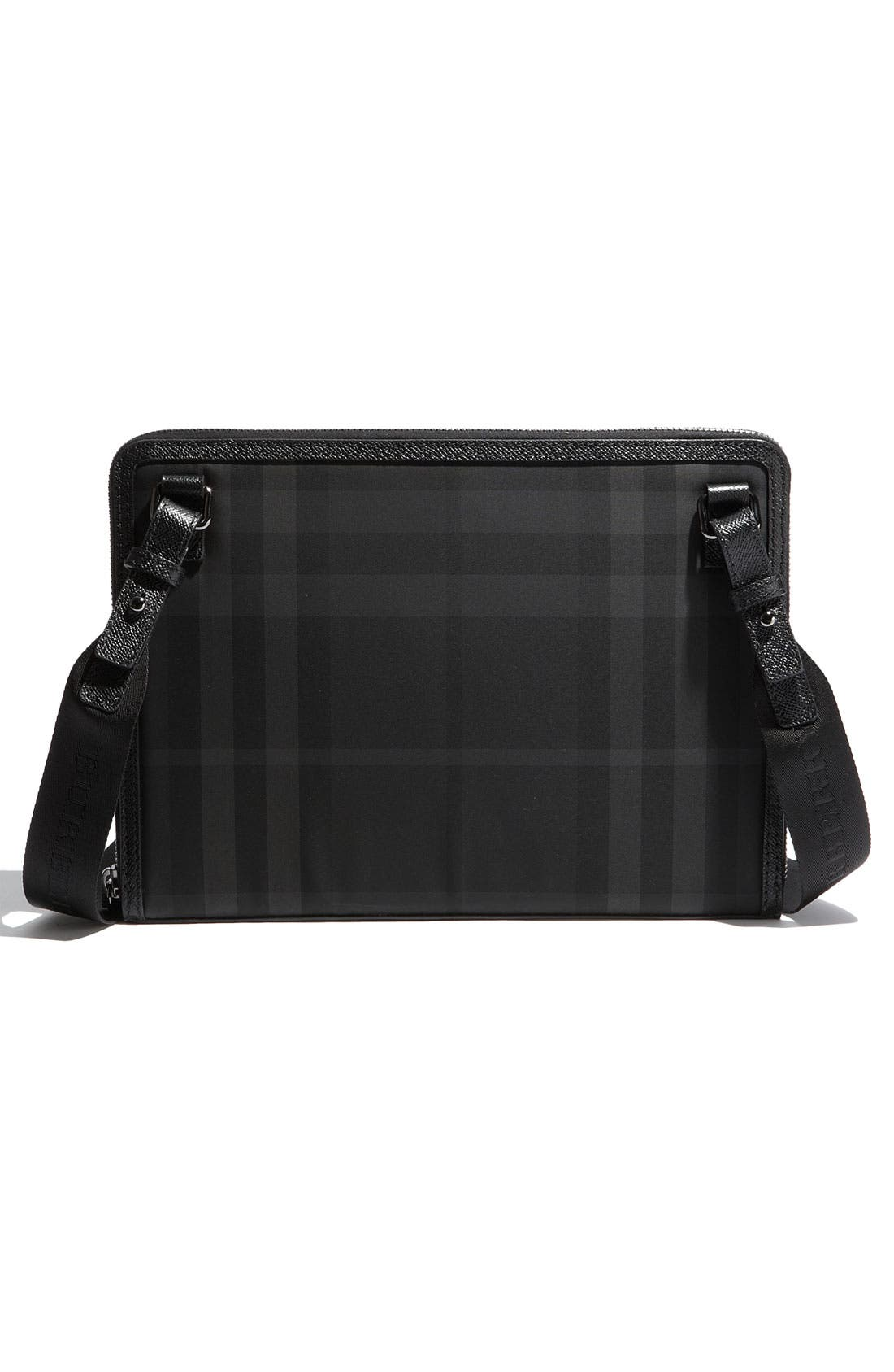 Alternate Image 2  - Burberry Check Print Crossbody Bag
