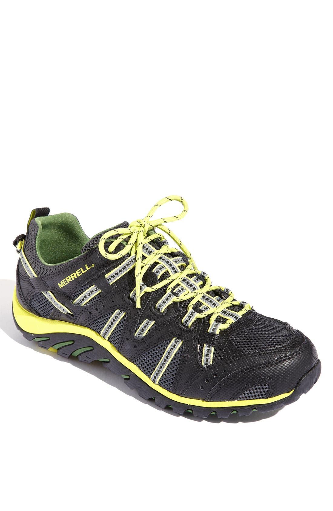 Main Image - Merrell 'Waterpro Manistee' Trail Shoe (Men)