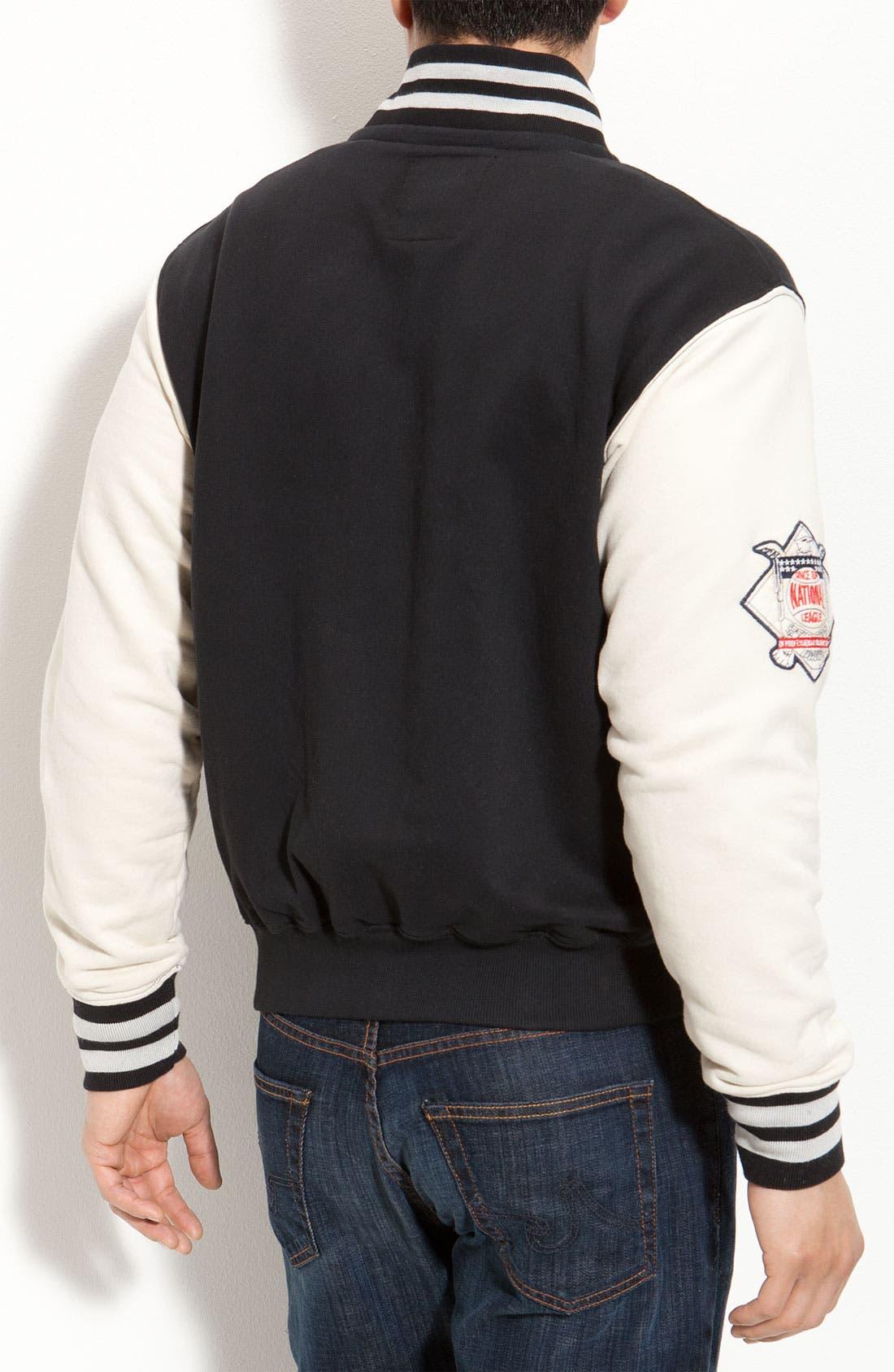 Alternate Image 2  - Red Jacket 'Los Angeles Dodgers - Homeroom' Jacket