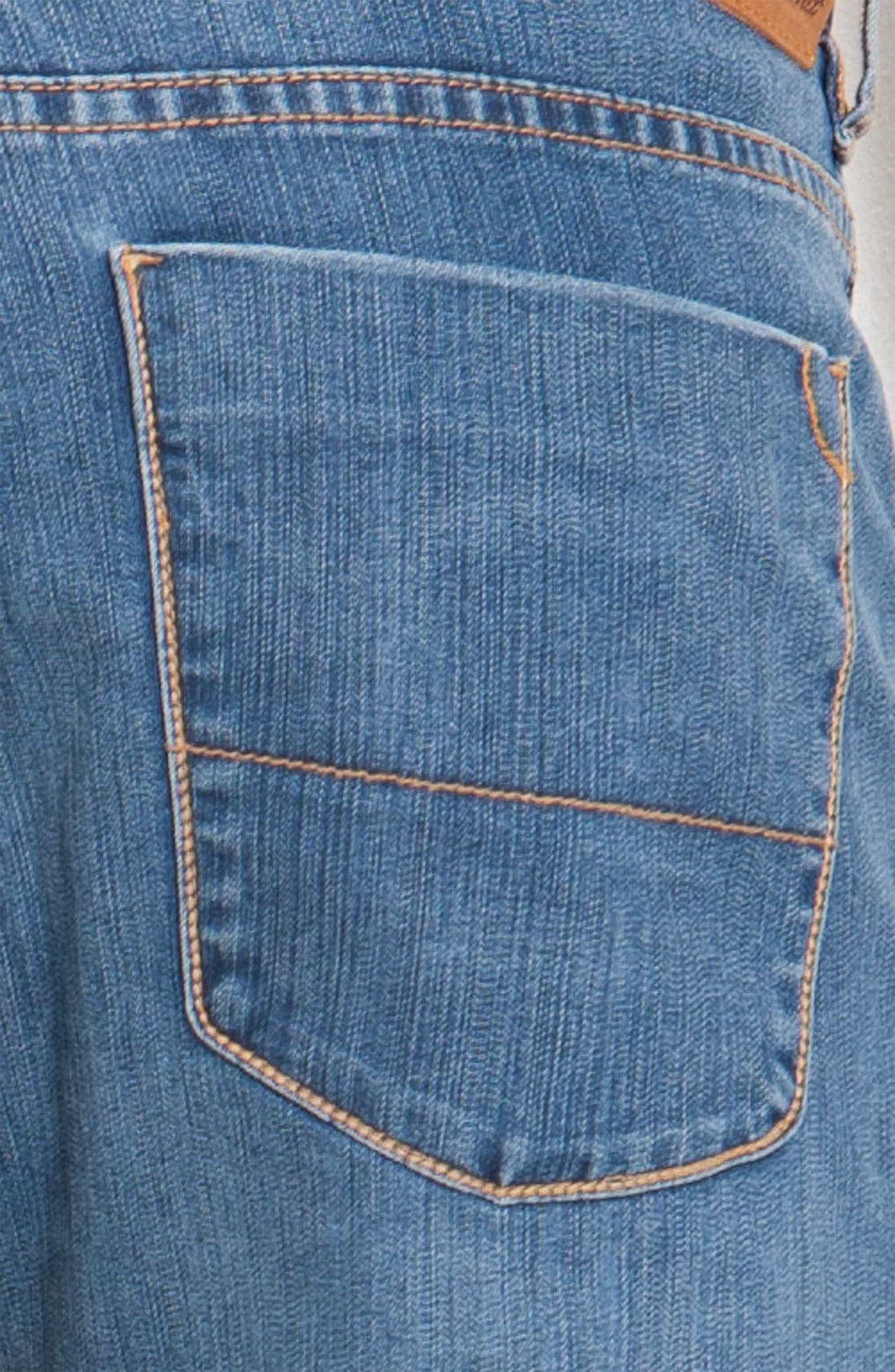Alternate Image 3  - Tommy Bahama Denim 'Calo' Standard Jeans (Medium Worn)(Big & Tall)