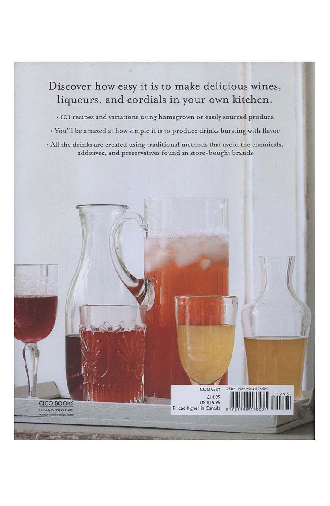 Alternate Image 2  - Beshlie Grimes 'Making Wines, Liqueurs & Cordials' Drink Book