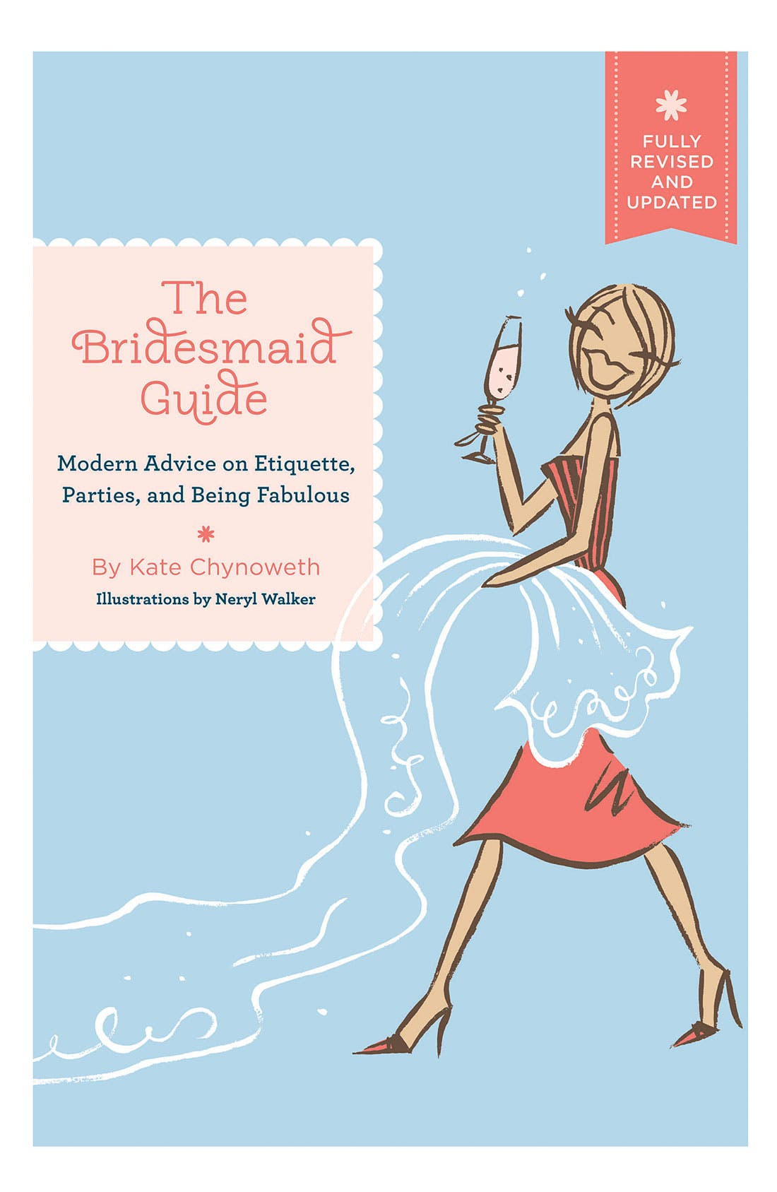 Alternate Image 1 Selected - 'The Bridesmaid Guide' Book