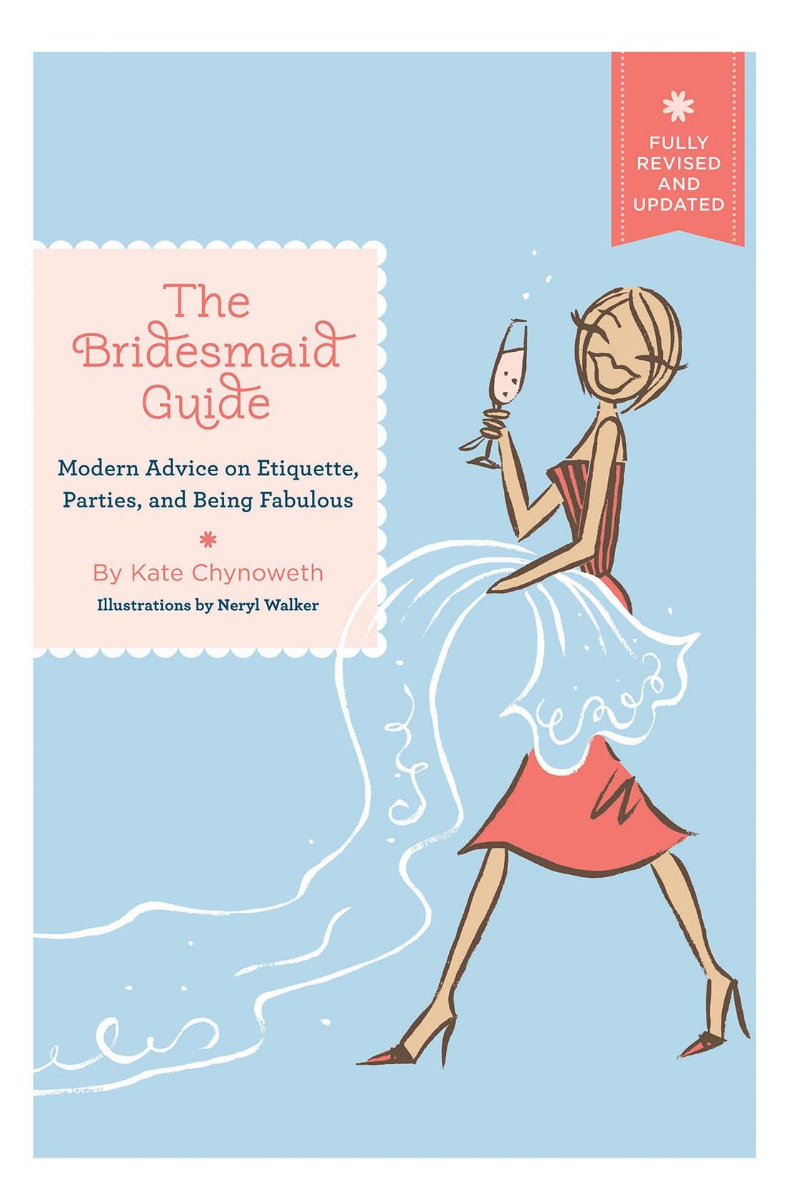 Main Image - 'The Bridesmaid Guide' Book