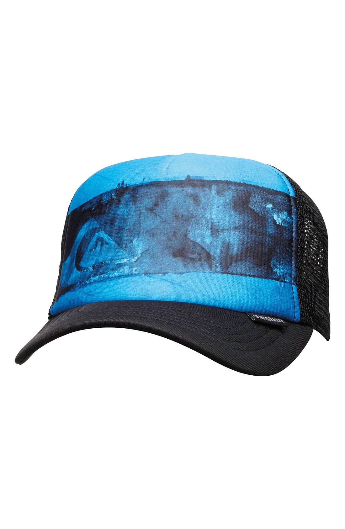Main Image - Quiksilver 'Boards' Trucker Hat (Big Boys)