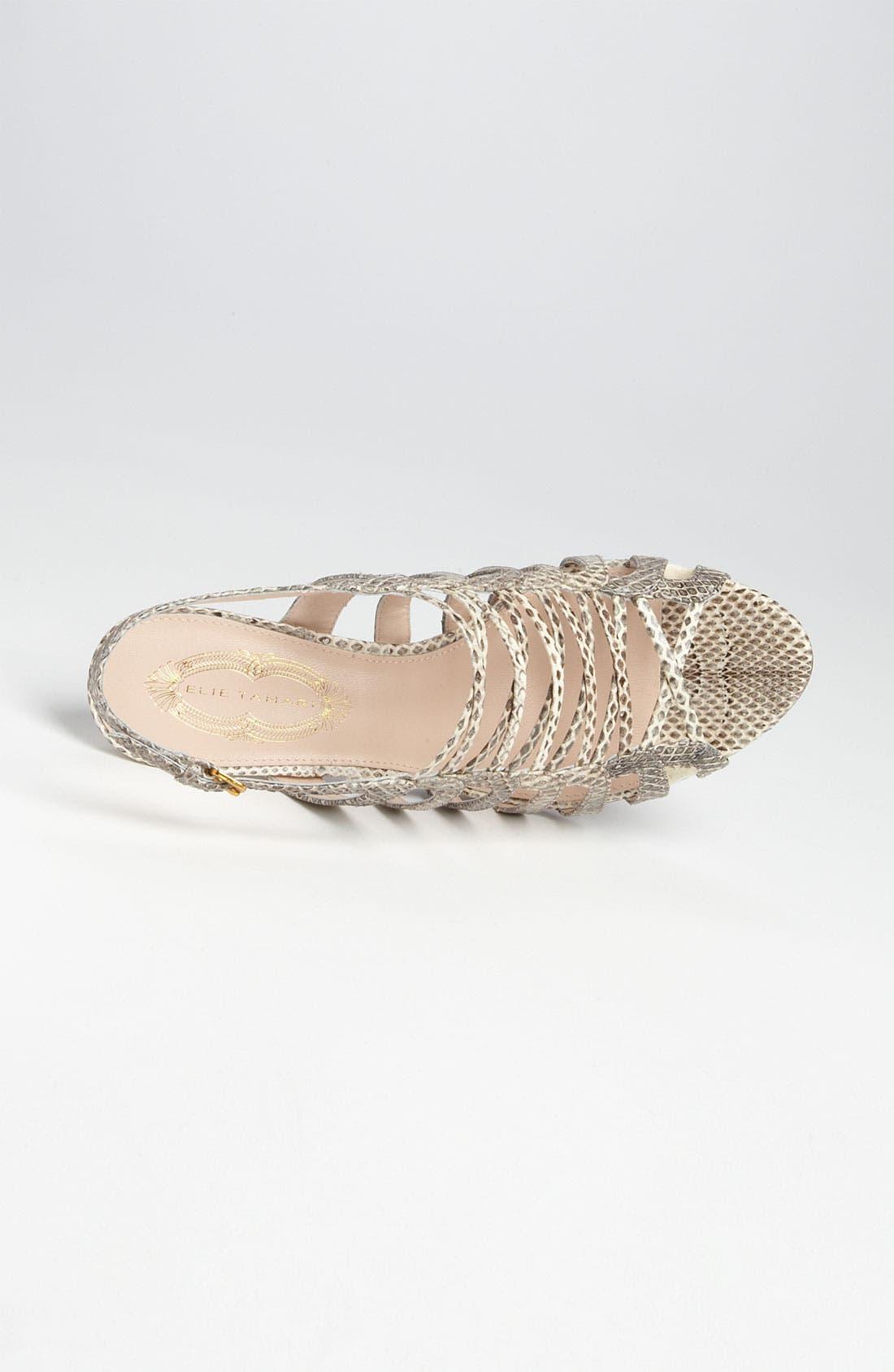 Alternate Image 3  - Elie Tahari 'Brinley' Sandal