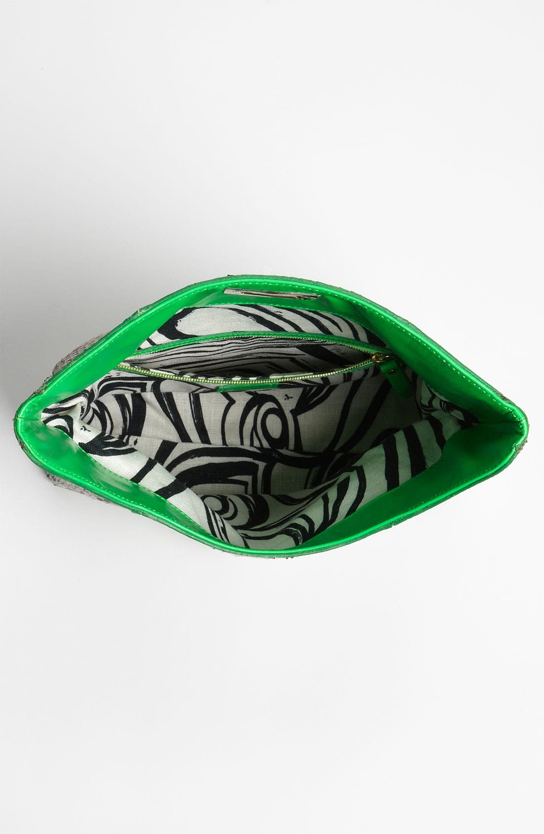 Alternate Image 3  - Emilio Pucci Genuine Python Clutch