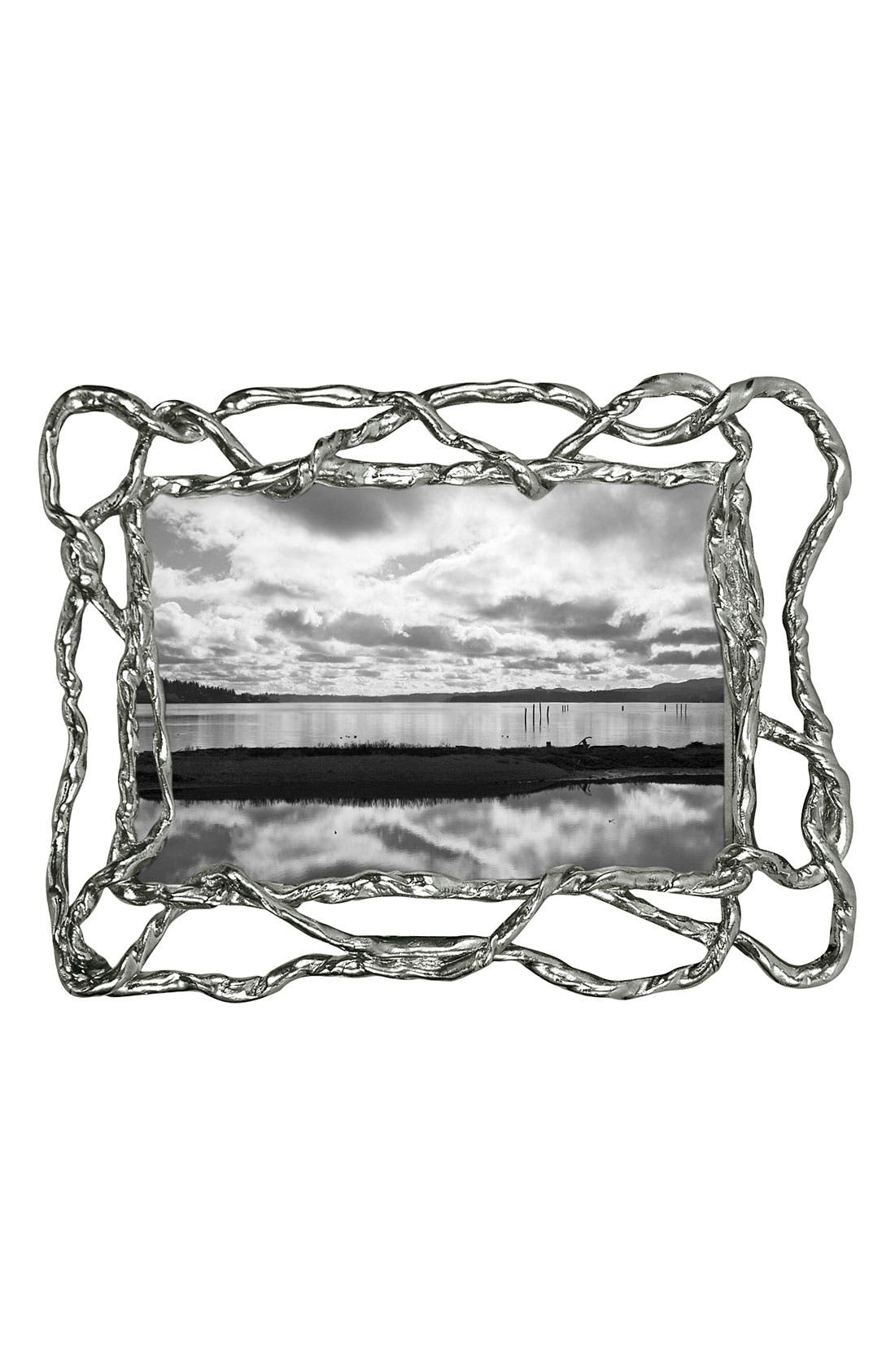 Alternate Image 1 Selected - Michael Aram 'Wisteria' Picture Frame (4x6)