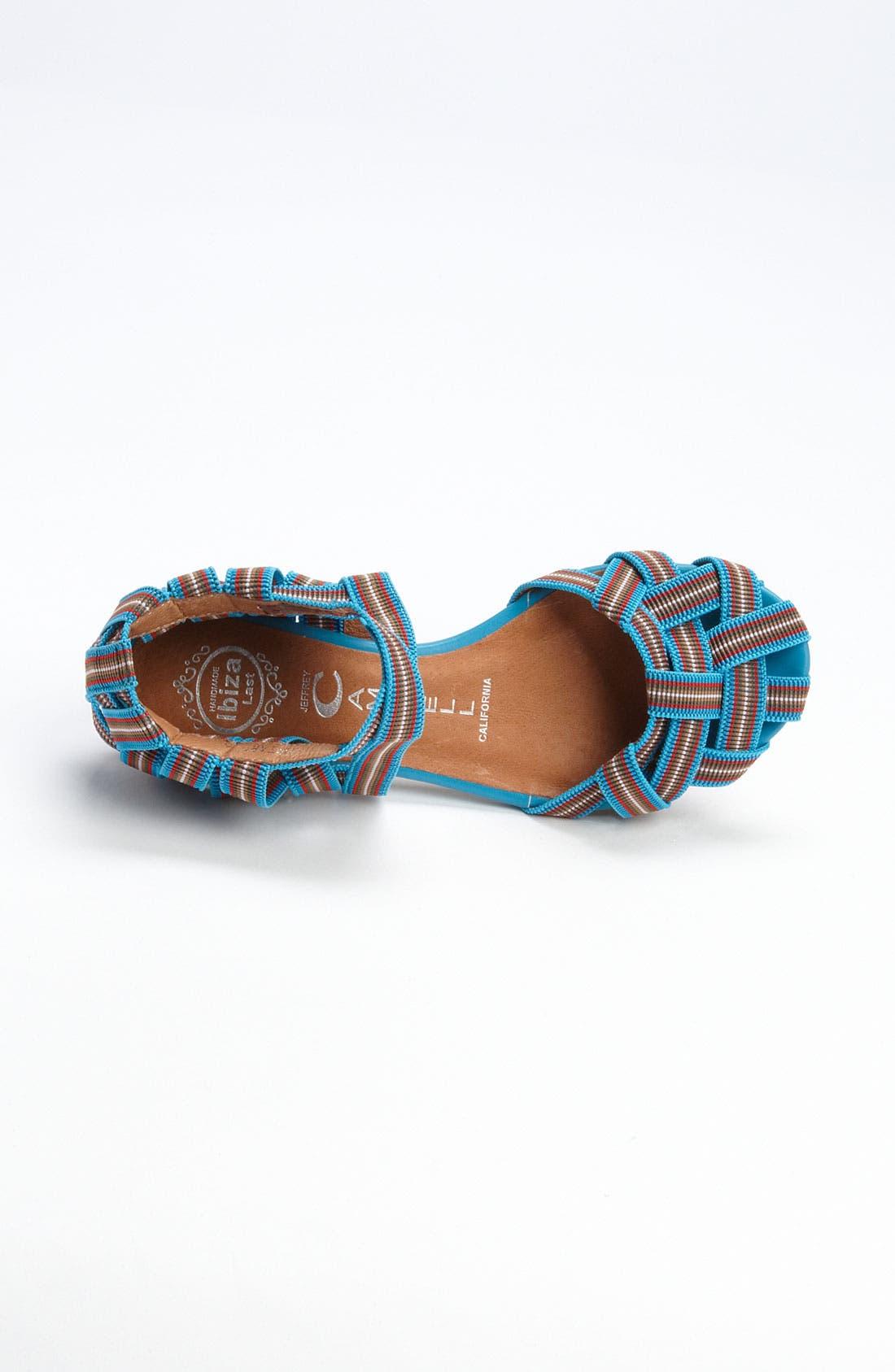 Alternate Image 3  - Jeffrey Campbell 'Custard' Sandal