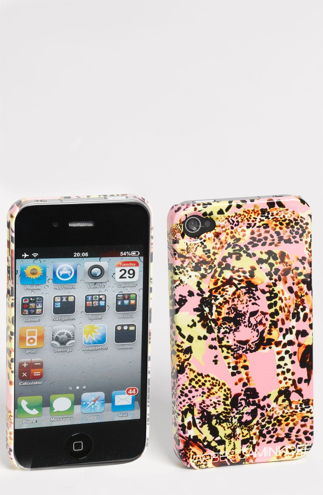 Alternate Image 1 Selected - Rebecca Minkoff iPhone 4 & 4S Case