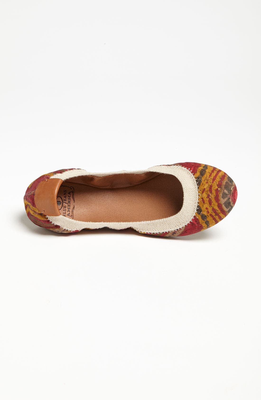 Alternate Image 3  - Lucky Brand 'Evonne' Flat