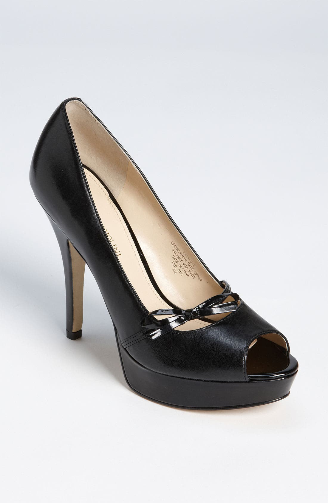Alternate Image 1 Selected - Enzo Angiolini 'Savoye' Pump