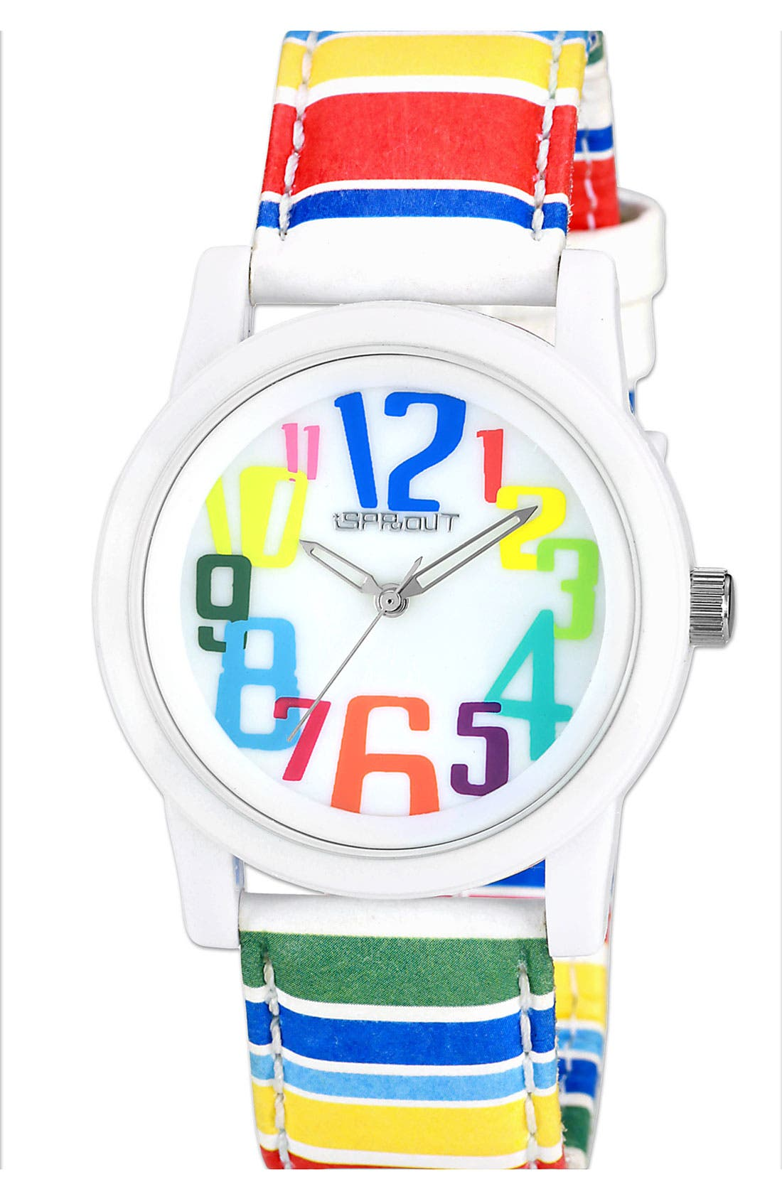 Alternate Image 1 Selected - SPROUT™ Watches Multicolor Watch, 38mm