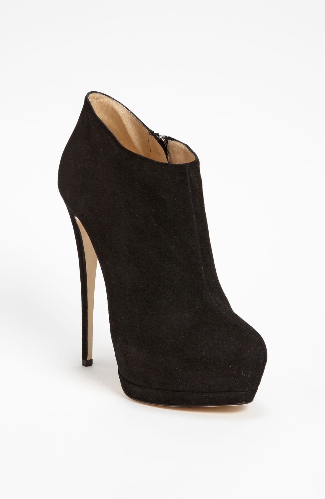 Bootie,                         Main,                         color, Black