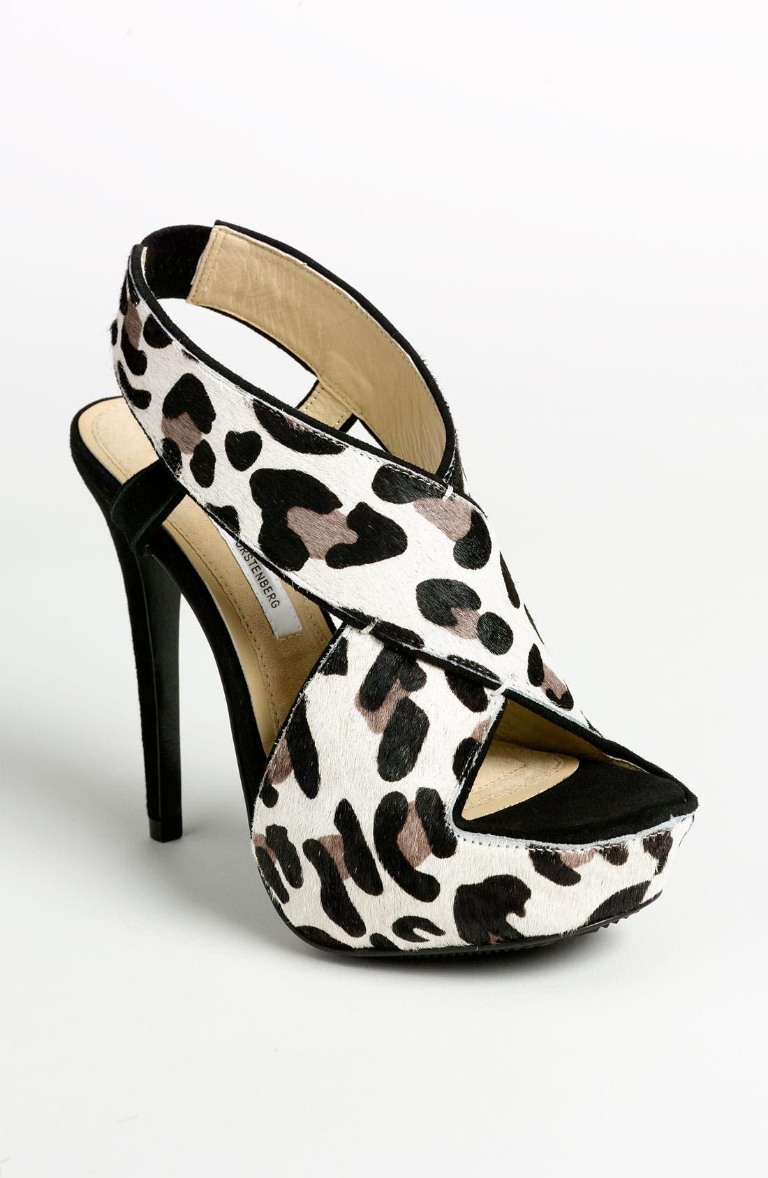 Main Image - Diane von Furstenberg 'Zia' Sandal