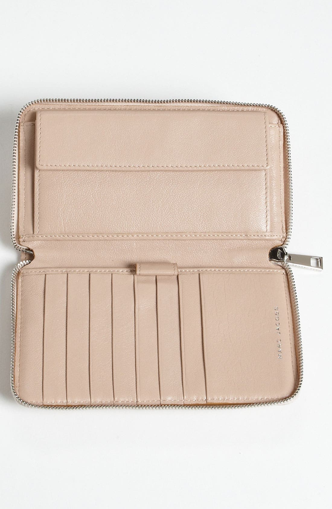 Alternate Image 3  - MARC JACOBS 'Quilting Hudson' Leather Wallet