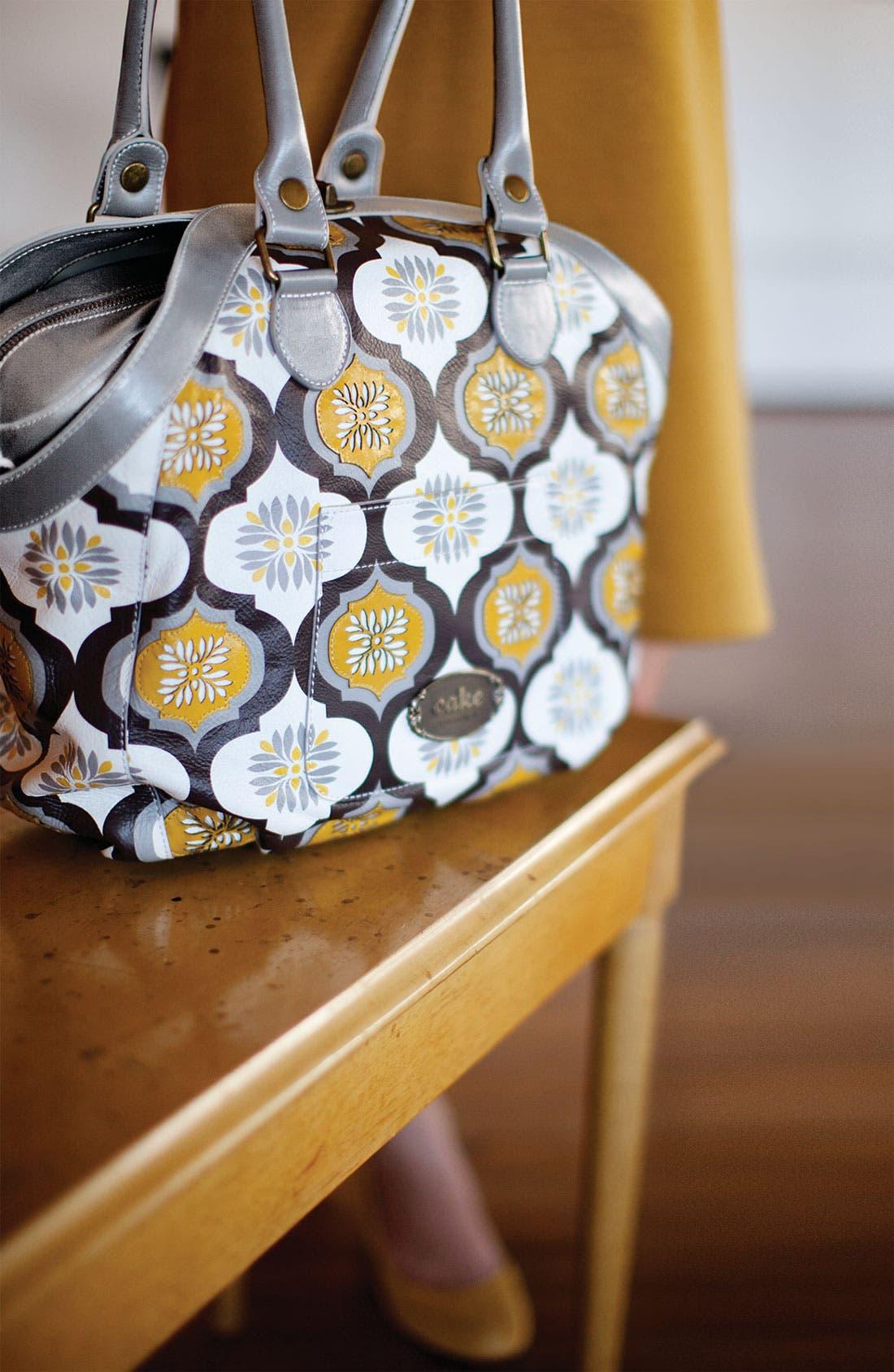 Alternate Image 4  - Petunia Pickle Bottom 'Hampton Holdall' Diaper Bag