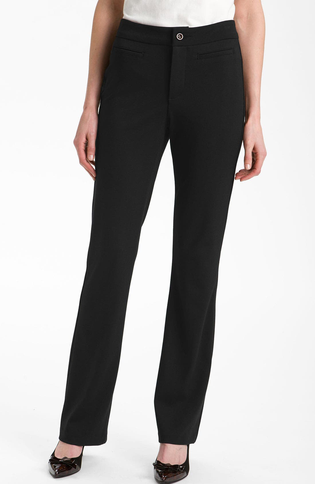 Main Image - NYDJ Stretch Ponte Trousers