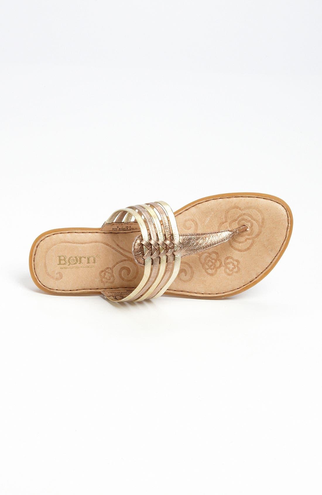 Alternate Image 3  - Børn 'Hoda' Sandal