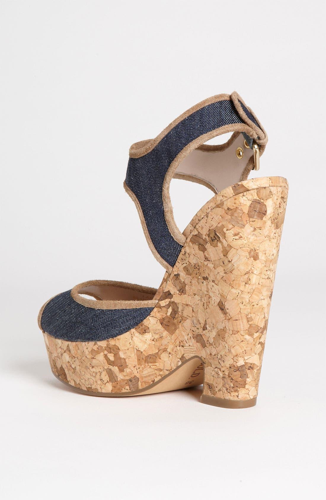 Alternate Image 2  - Rosegold 'Lara' Sandal