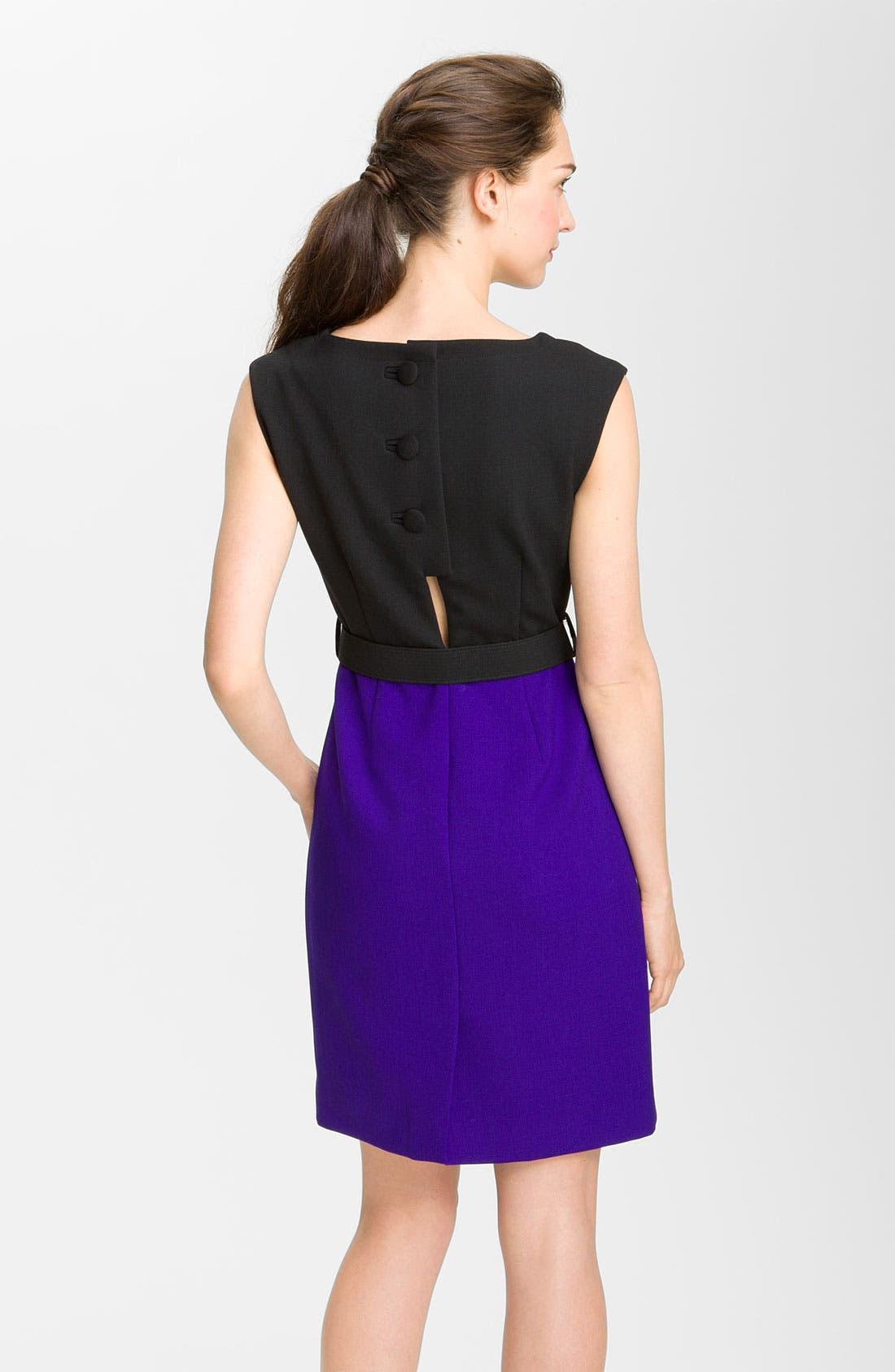 Alternate Image 2  - Milly Colorblock Dress