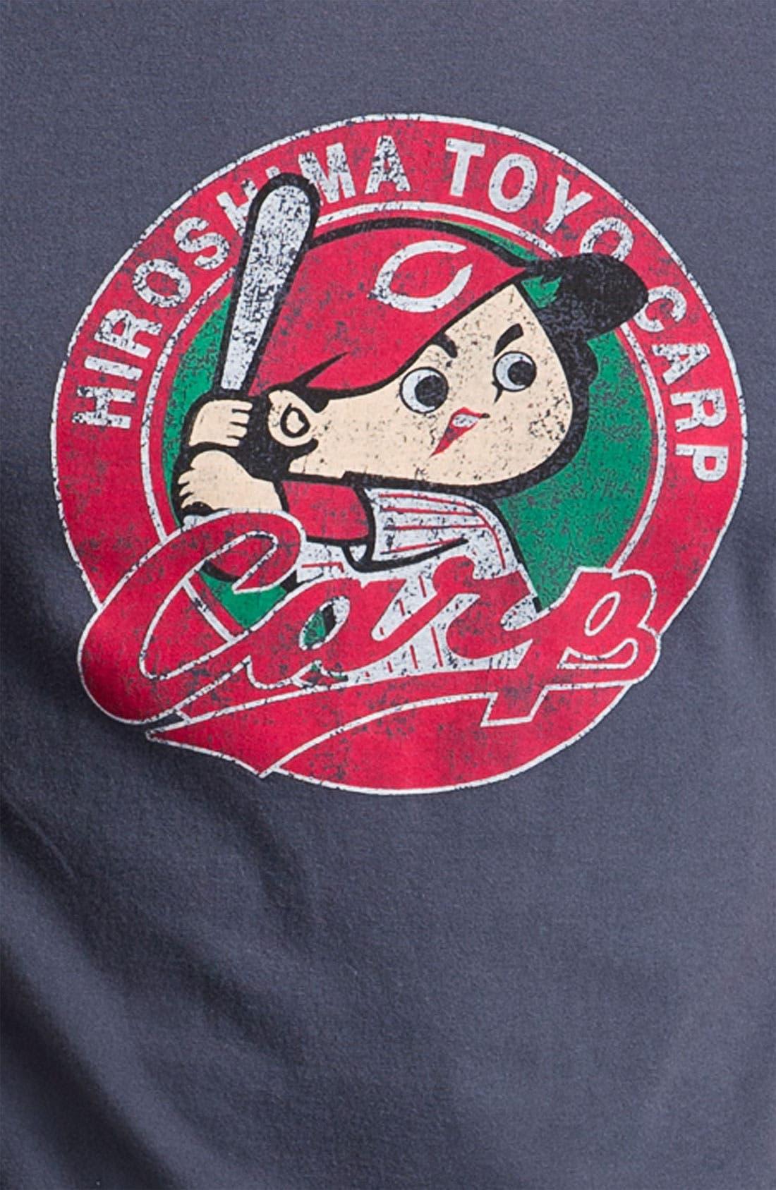 Alternate Image 3  - Red Jacket 'Hiroshima Carps - Brass Tack' T-Shirt (Men)