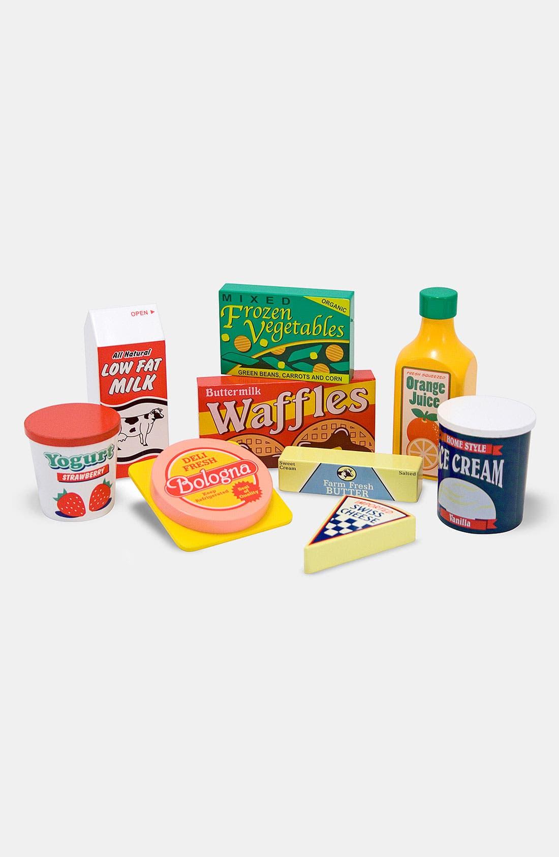 'Fridge Food' Play Set,                             Main thumbnail 1, color,                             No Color