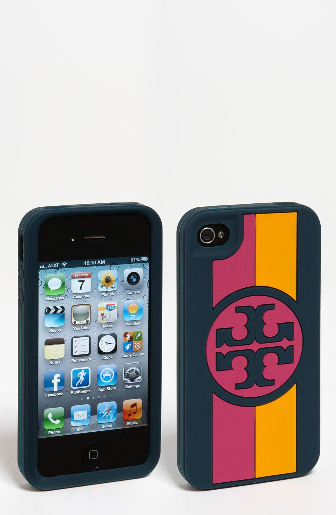 Alternate Image 1 Selected - Tory Burch 'Roslyn' iPhone 4 & 4S Case