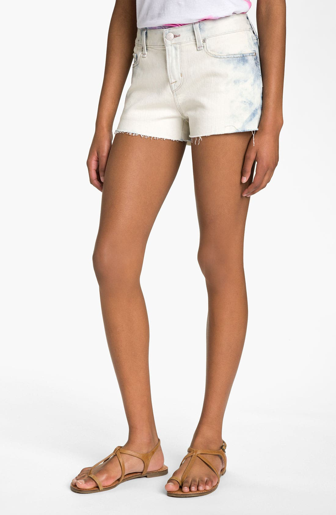 Alternate Image 1 Selected - MARC BY MARC JACOBS Cutoff Denim Shorts (Daisy)