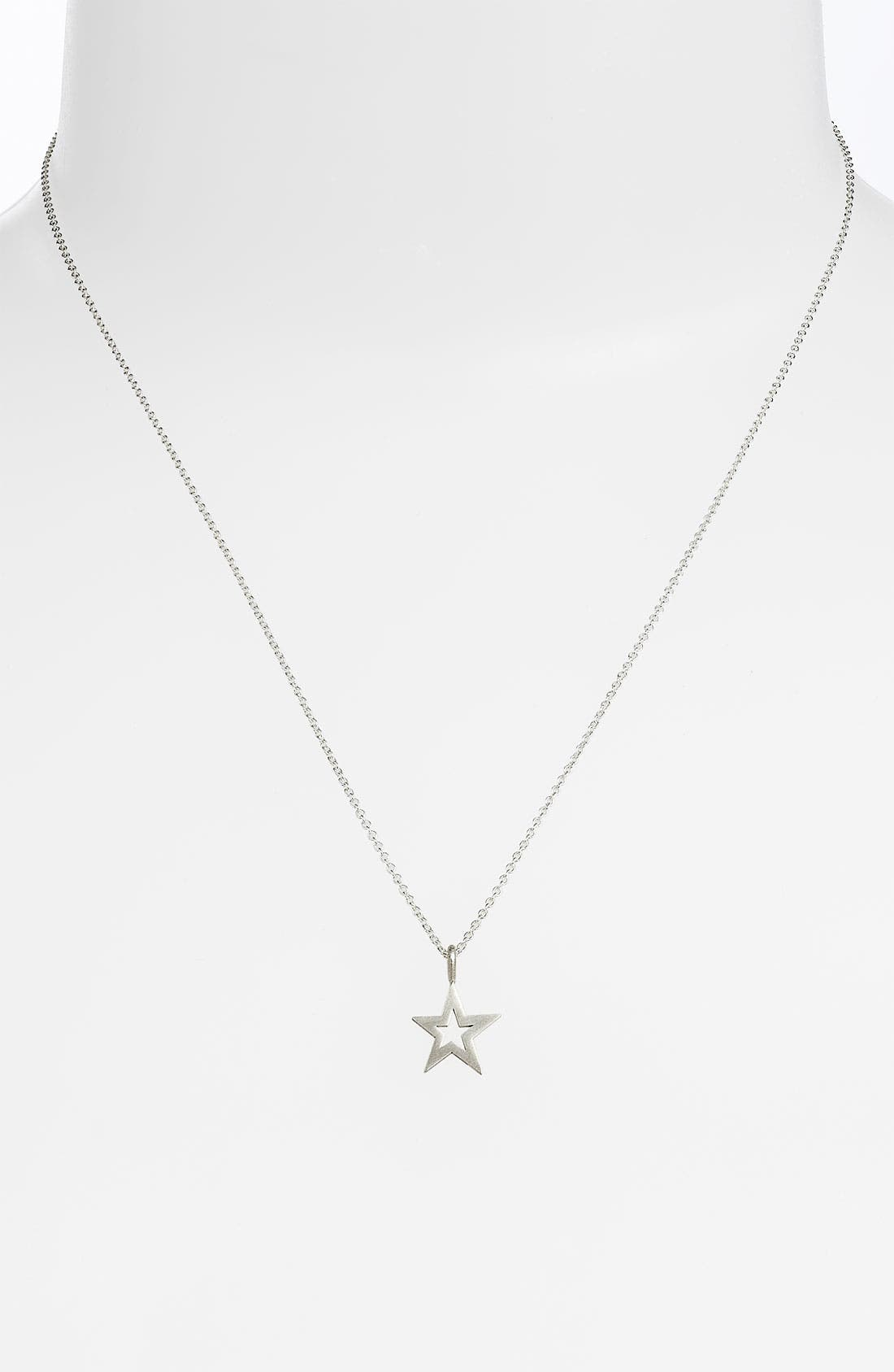 Alternate Image 2  - Dogeared 'Reach for the Stars' Pendant Necklace