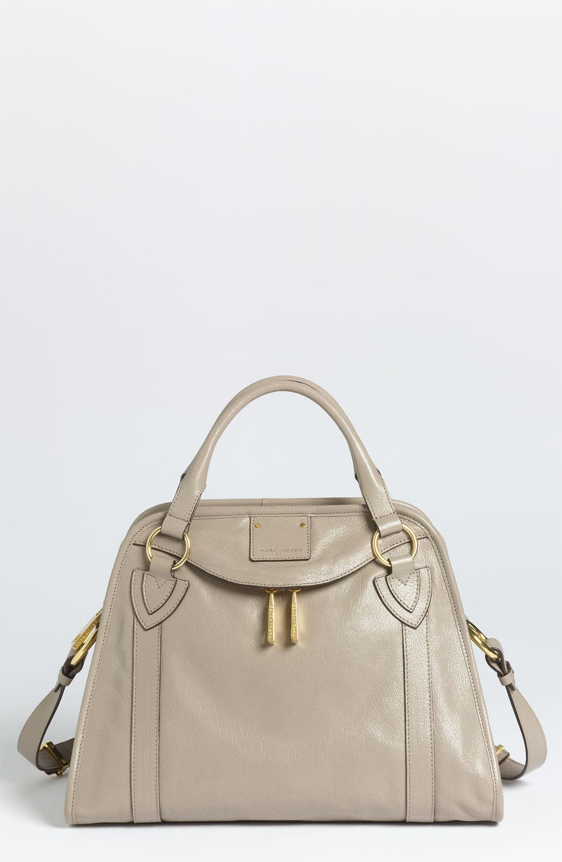 Alternate Image 1 Selected - MARC JACOBS 'Classic Wellington' Leather Satchel