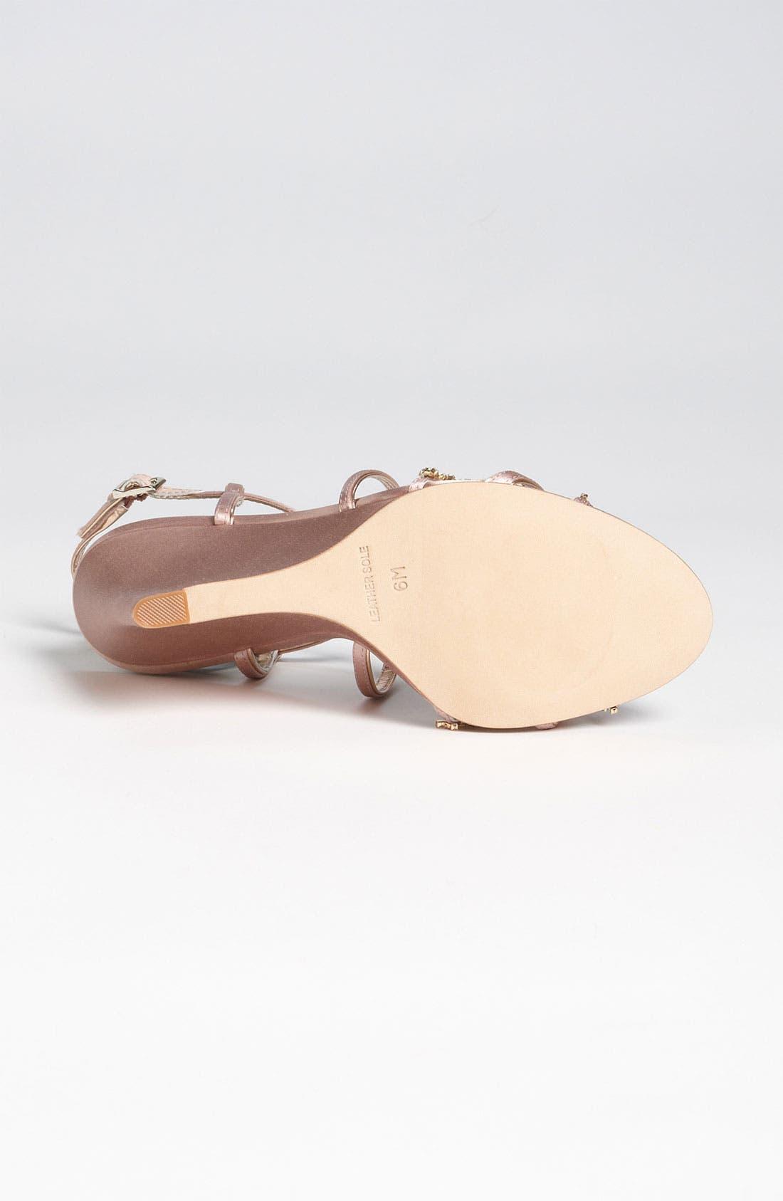 Alternate Image 4  - Badgley Mischka 'Gisele' Sandal