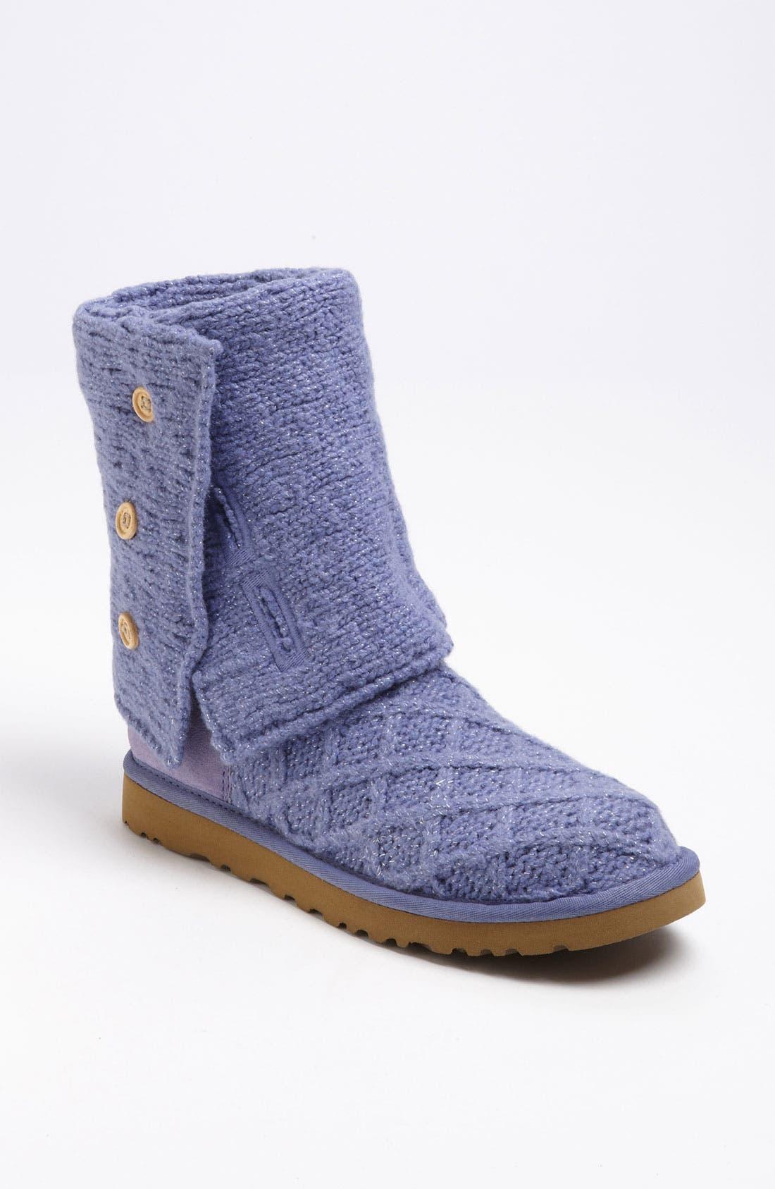 Alternate Image 1 Selected - UGG® Australia 'Lattice Cardy' Boot