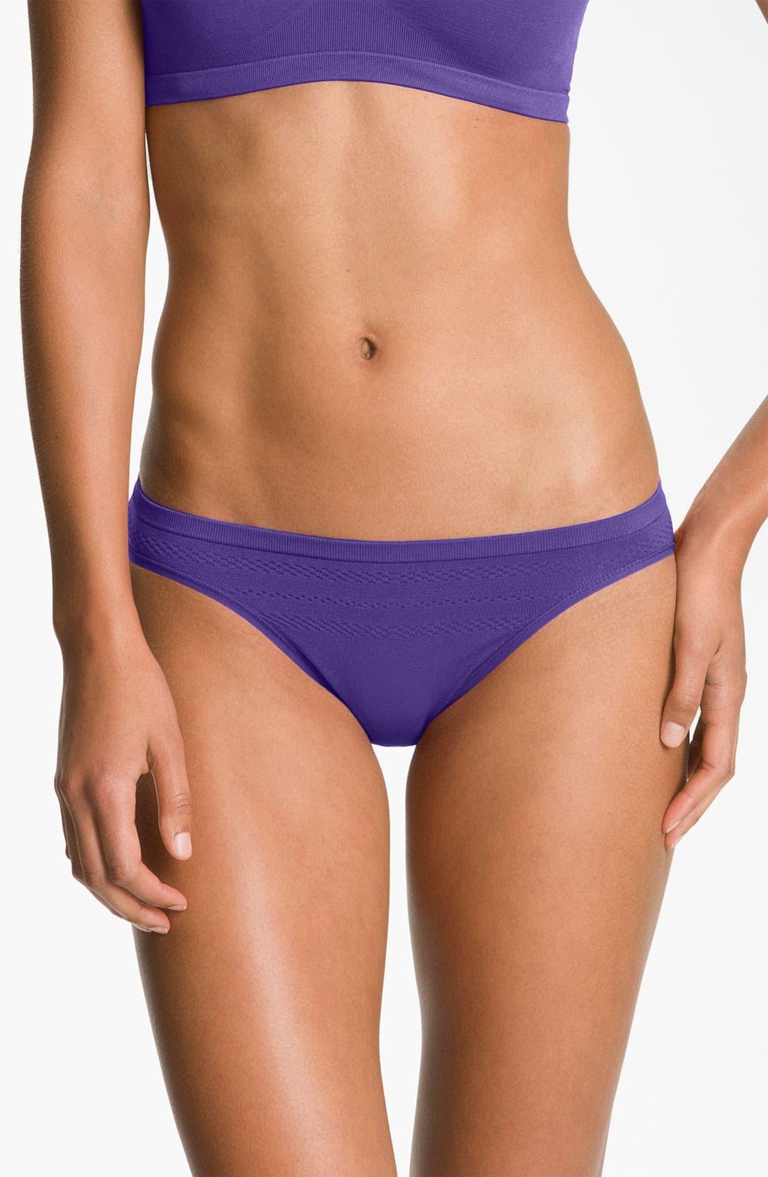 Alternate Image 1 Selected - Shimera 'Sheer Stripe' Bikini